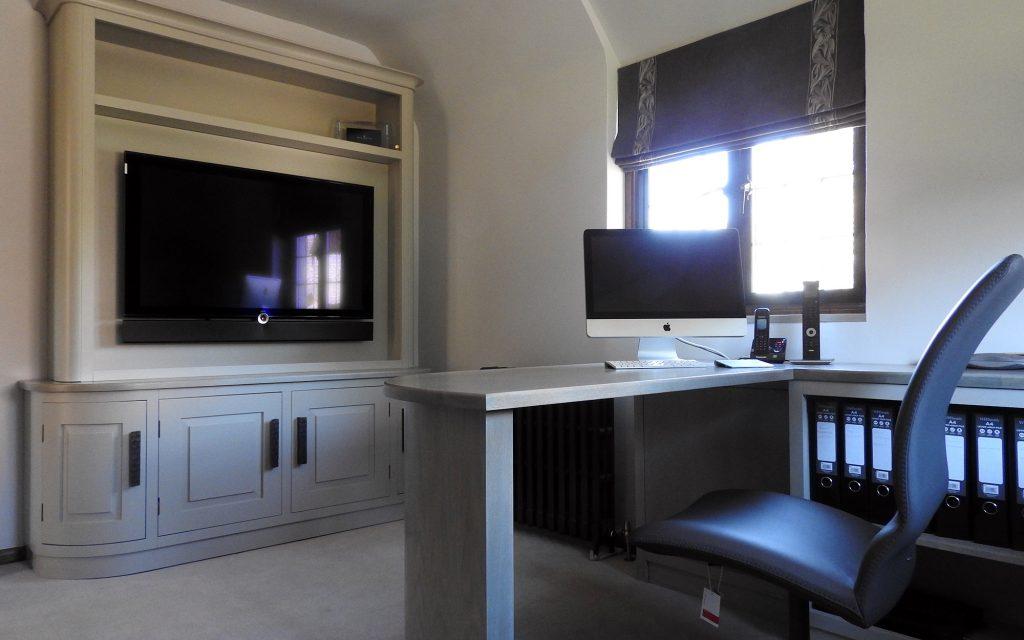 Bespoke Office Furniture - Bourne's Fine Furniture Sussex