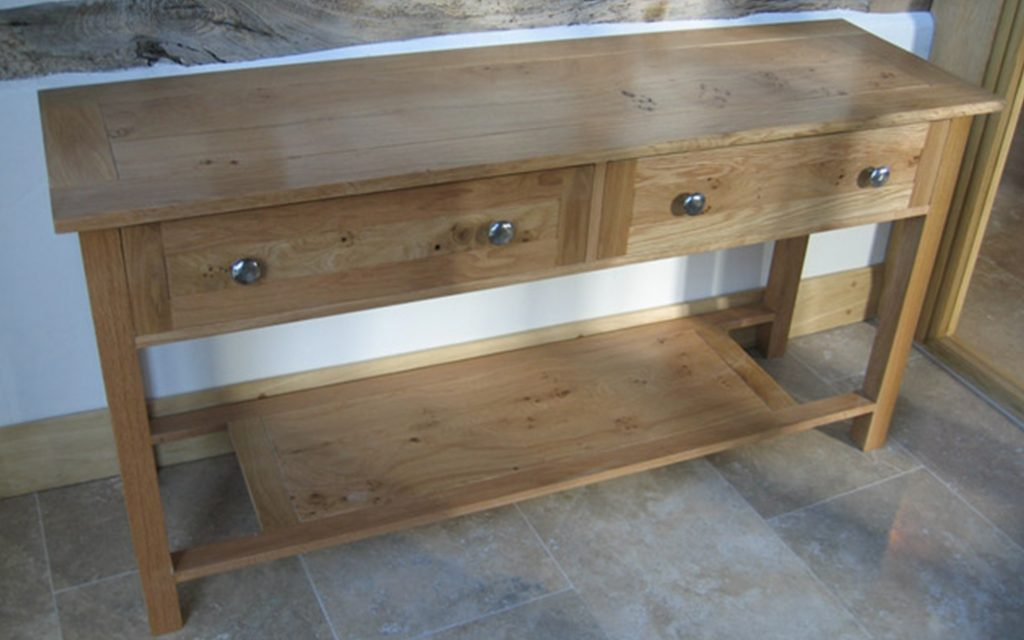 American Oak & Pippy Oak Luxury Lounge Furniture - Bourne's Fine Furniture
