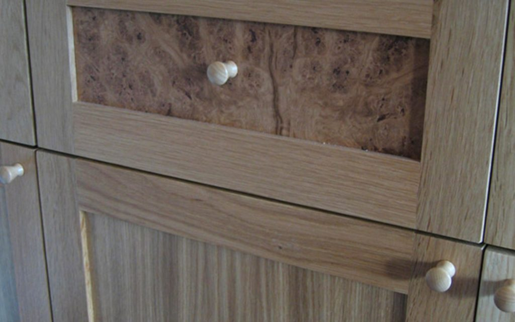 Handmade Alcove Units - Bourne's Fine Furniture