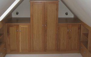 Bespoke Walk In Wardrobes - Bourne's Fine Furniture