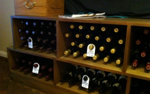 Bespoke Wine Room - Bourne's Fine Furniture