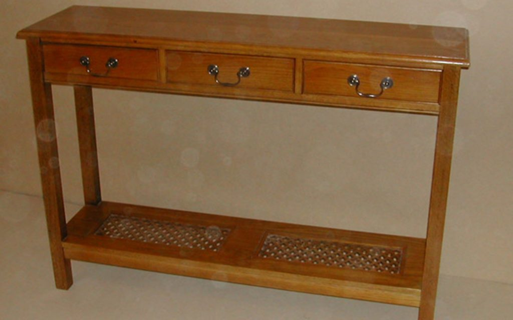Console Table - Bourne's Fine Furniture