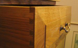 Handmade Dresser - Bourne's Fine Furniture