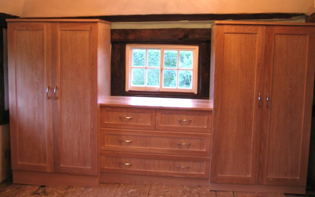 Freestanding Wooden Wardrobes - Bourne's Fine Furniture
