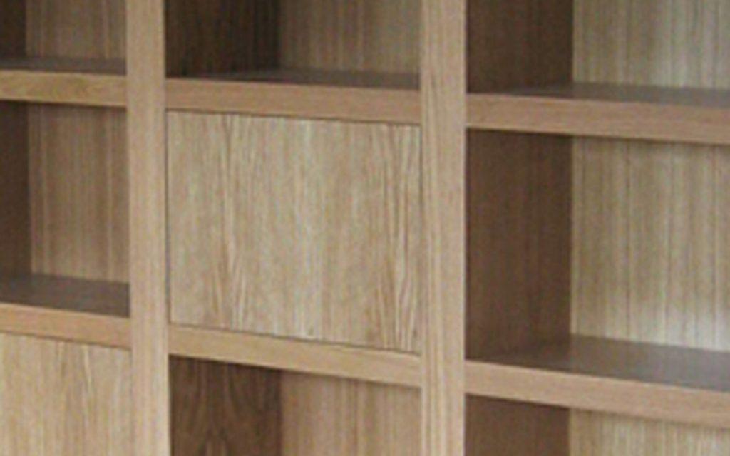 Handmade Bookcase - Bourne's Fine Furniture