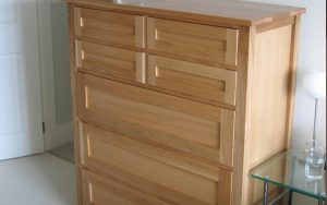 Bespoke Handmade Chest of Drawers - Bourne's Fine Furniture