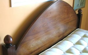 Gothic Headboard - Bourne's Fine Furniture