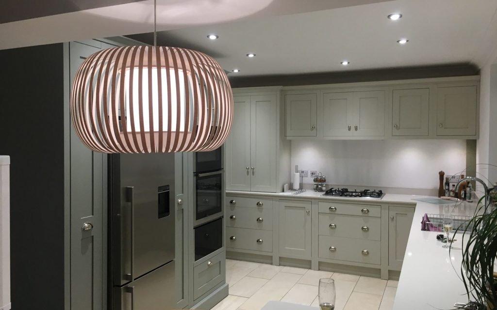 Bespoke Modern Handmade Kitchen - Bourne's Fine Furniture