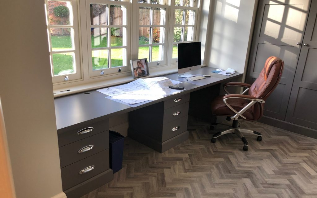 Bespoke Desk and Office Furniture | Bourne's Fine Furniture