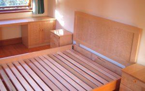 Maple Bedframe - Bourne's Fine Furniture