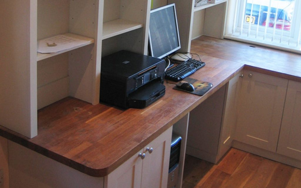 Bespoke Desks & Office Furniture - Bourne's Fine Furniture