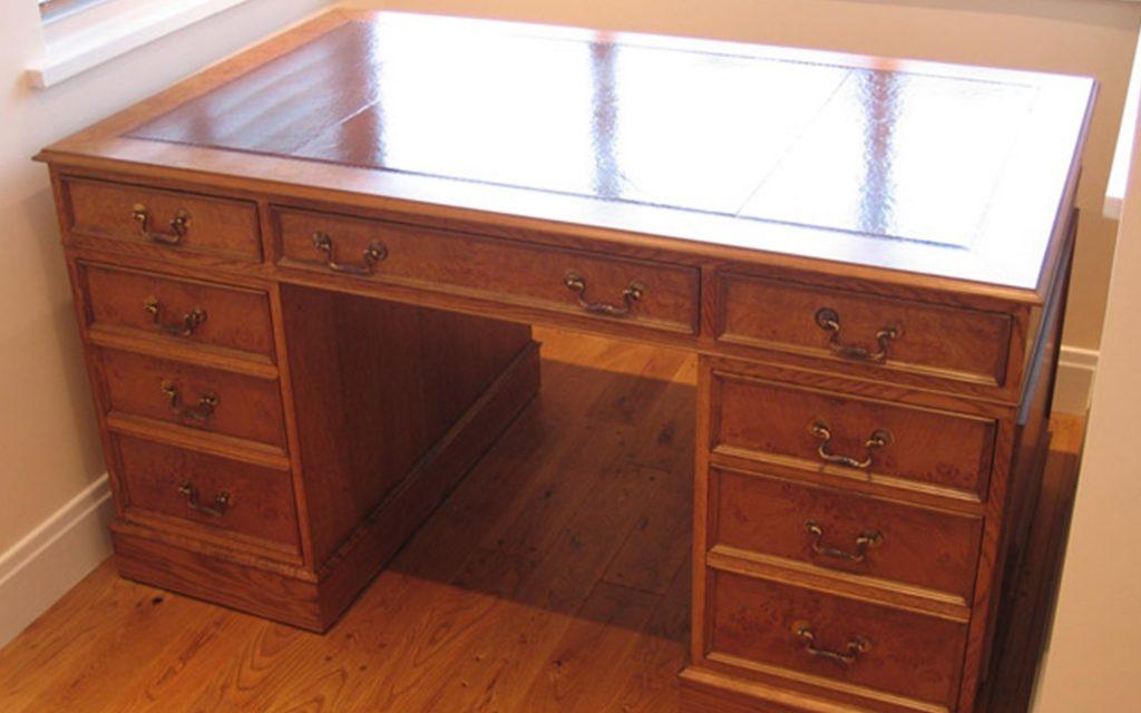 Bespoke Desks & Office Furniture - Bourne's Fine Furniture