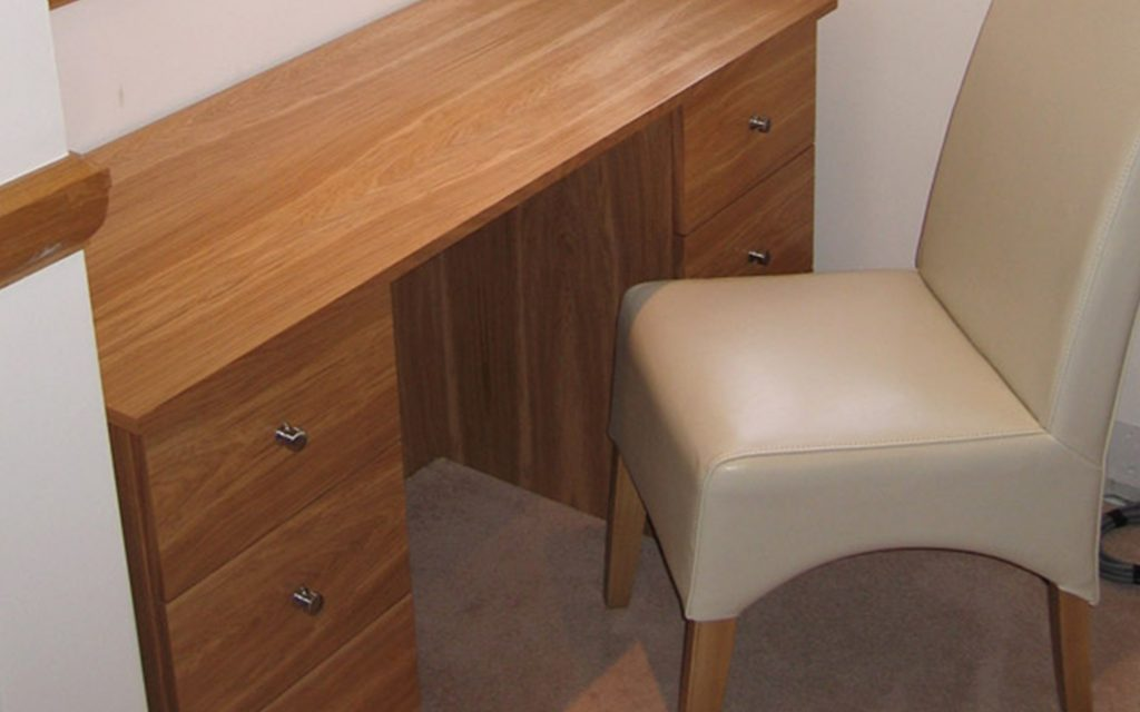 Bespoke Desks and Office Chair - Bourne's Fine Furniture