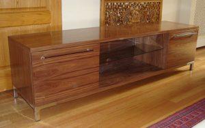 TV Bench and Storage Unit - Bourne's Fine Furniture