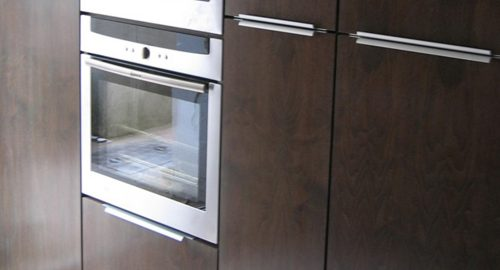 Walnut Handmade Fitted Kitchen - Bourne's Fine Furniture
