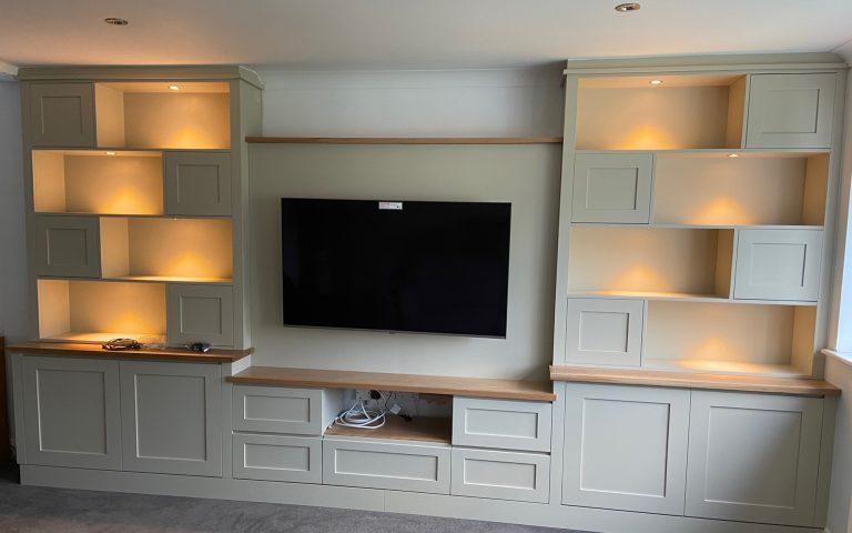AV Unit | Bourne's Fine Furniture