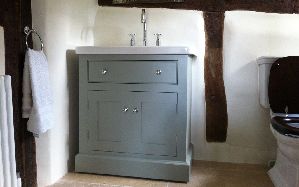 Bespoke Bathroom Cabinet | Bourne's Fine Furniture