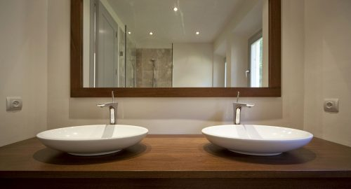 Fineca Bathroom | Bourne's Fine Furniture