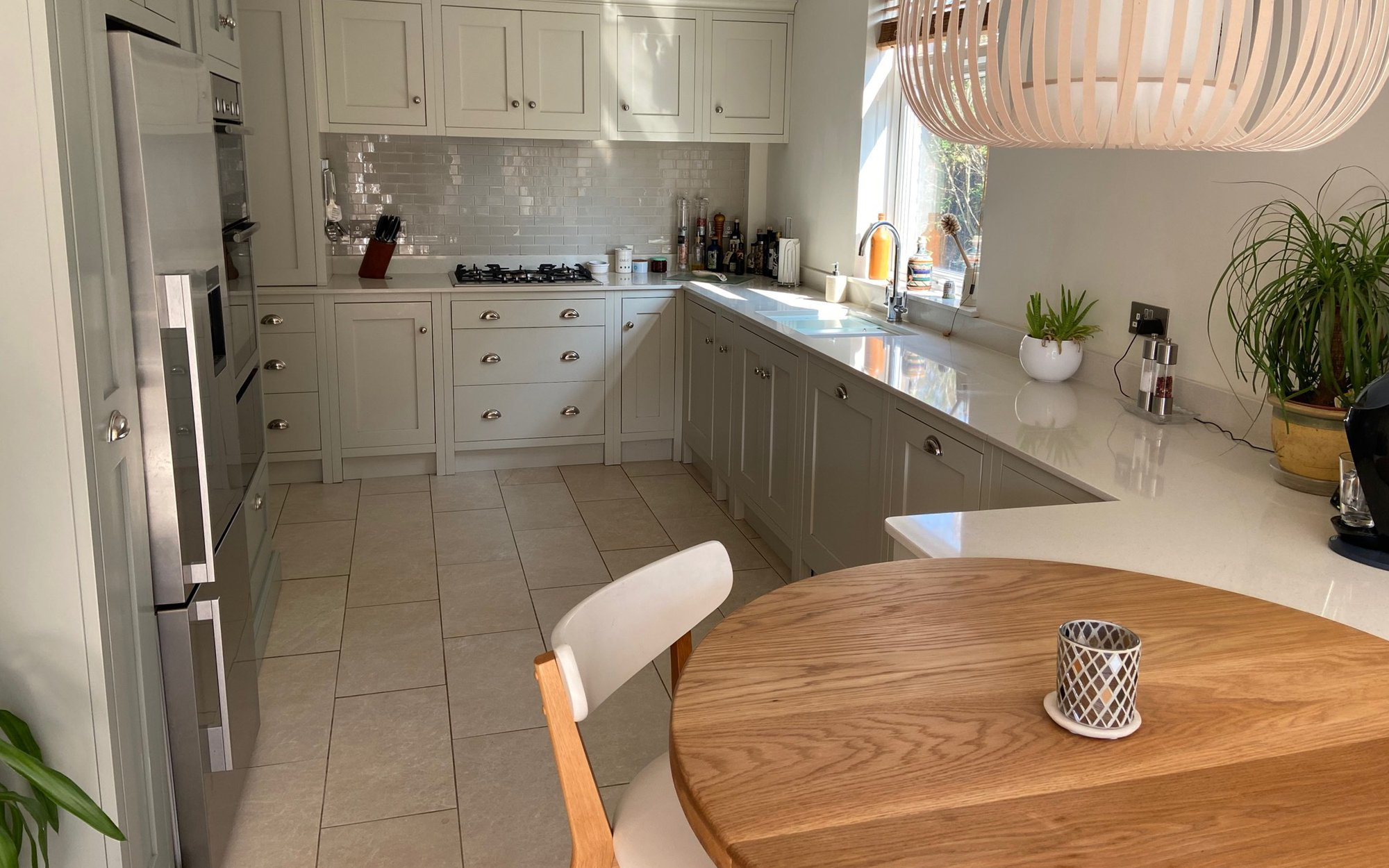 Bespoke Kitchen | Bourne's Fine Furniture