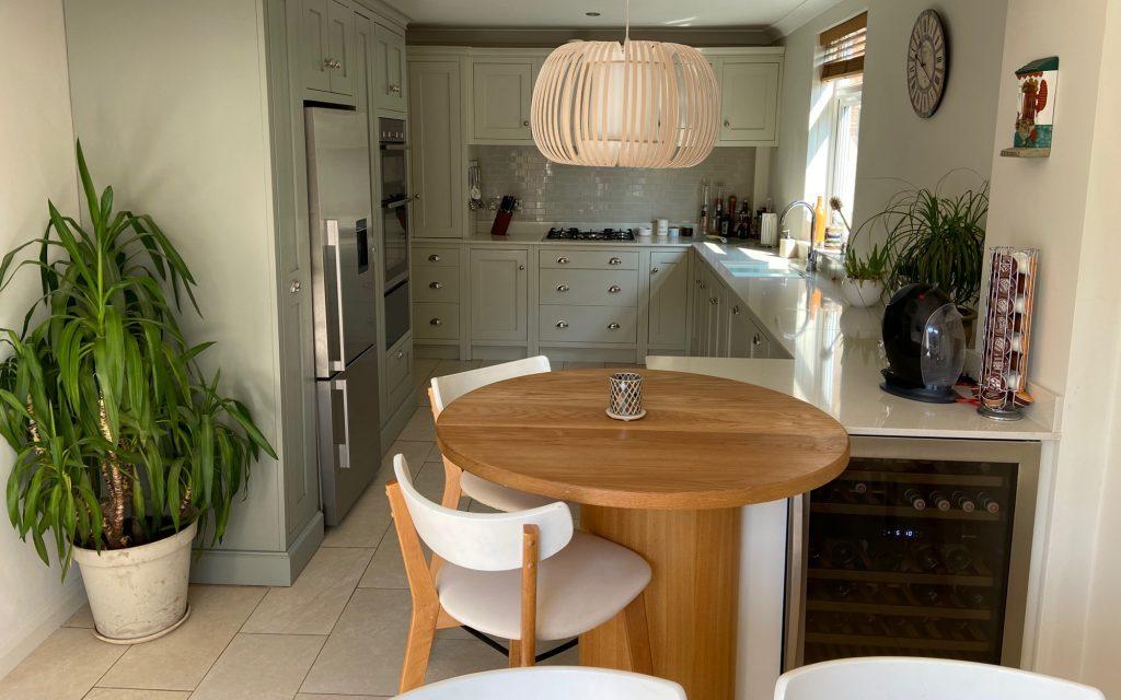 Bespoke Kitchen   Bourne's Fine Furniture