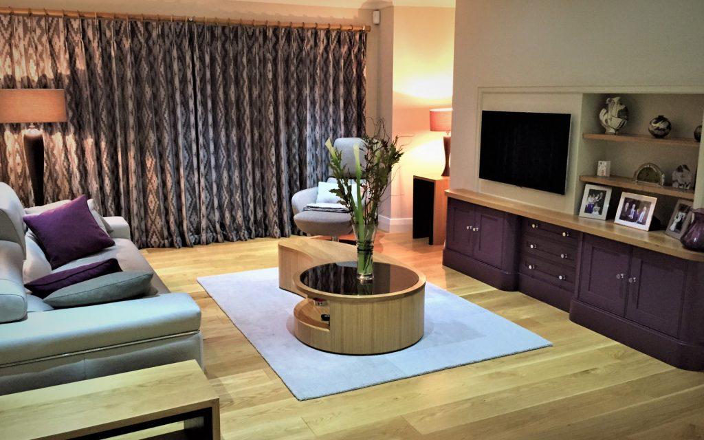 Bespoke Lounge | Bourne's Fine Furniture