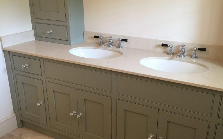 Handmade Bathroom | Bourne's Fine Furniture