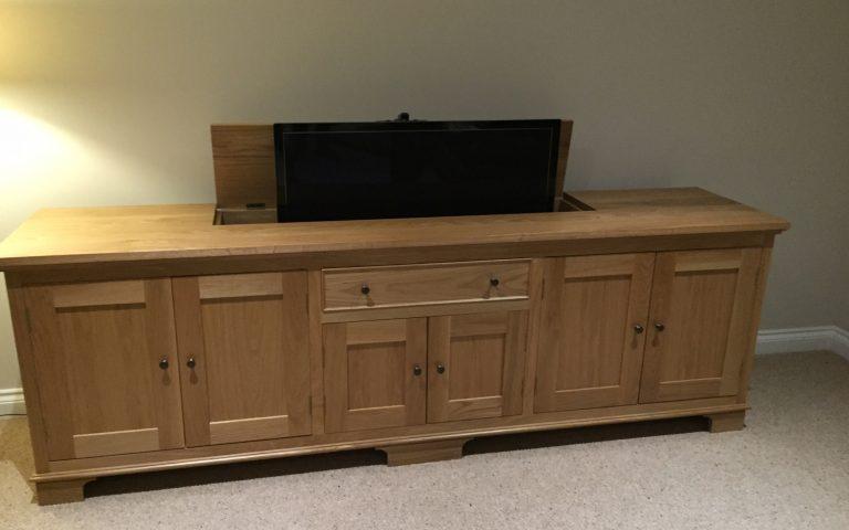 TV Unit | Bourne's Fine Furniture