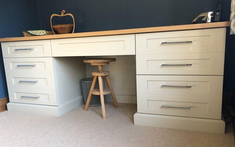 Bespoke Desk | Bourne's Fine Furniture