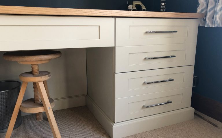 Bespoke Desk | Bourne's Fine Furniture
