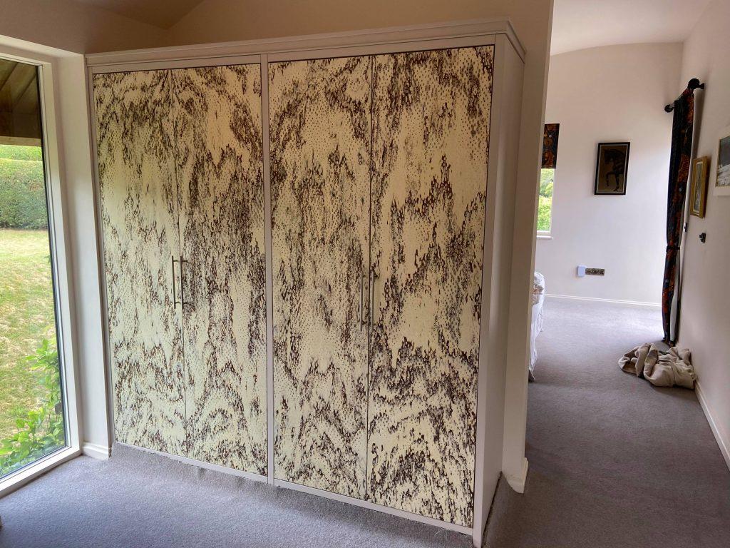 Bespoke Dressing Room | Bourne's Fine Furniture