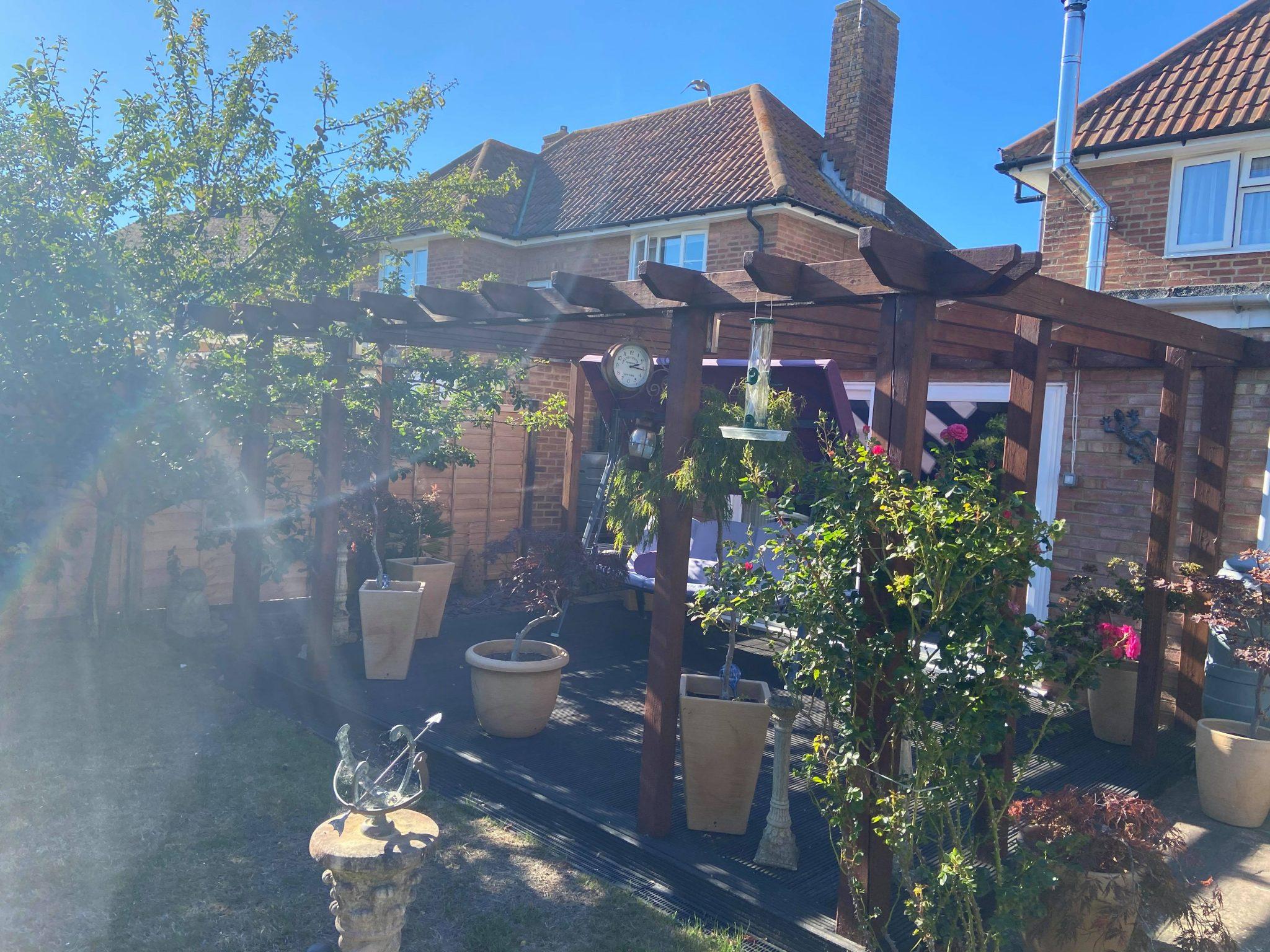 Luxury Garden Veranda | Bourne's Fine Furniture
