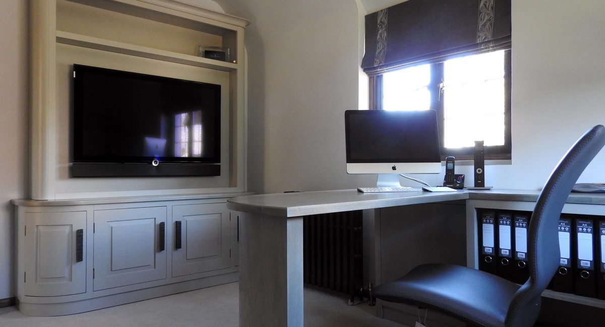 Bespoke Office Furniture - Bourne's Fine Furniture Sussex