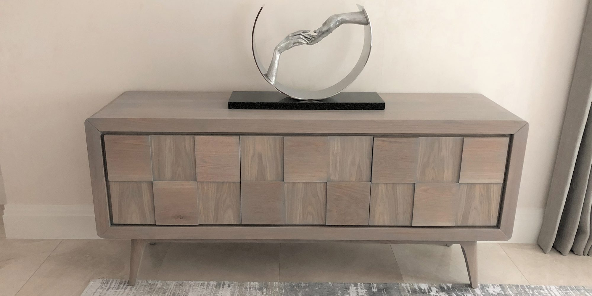 Designer Sideboard | Bourne's Fine Furniture