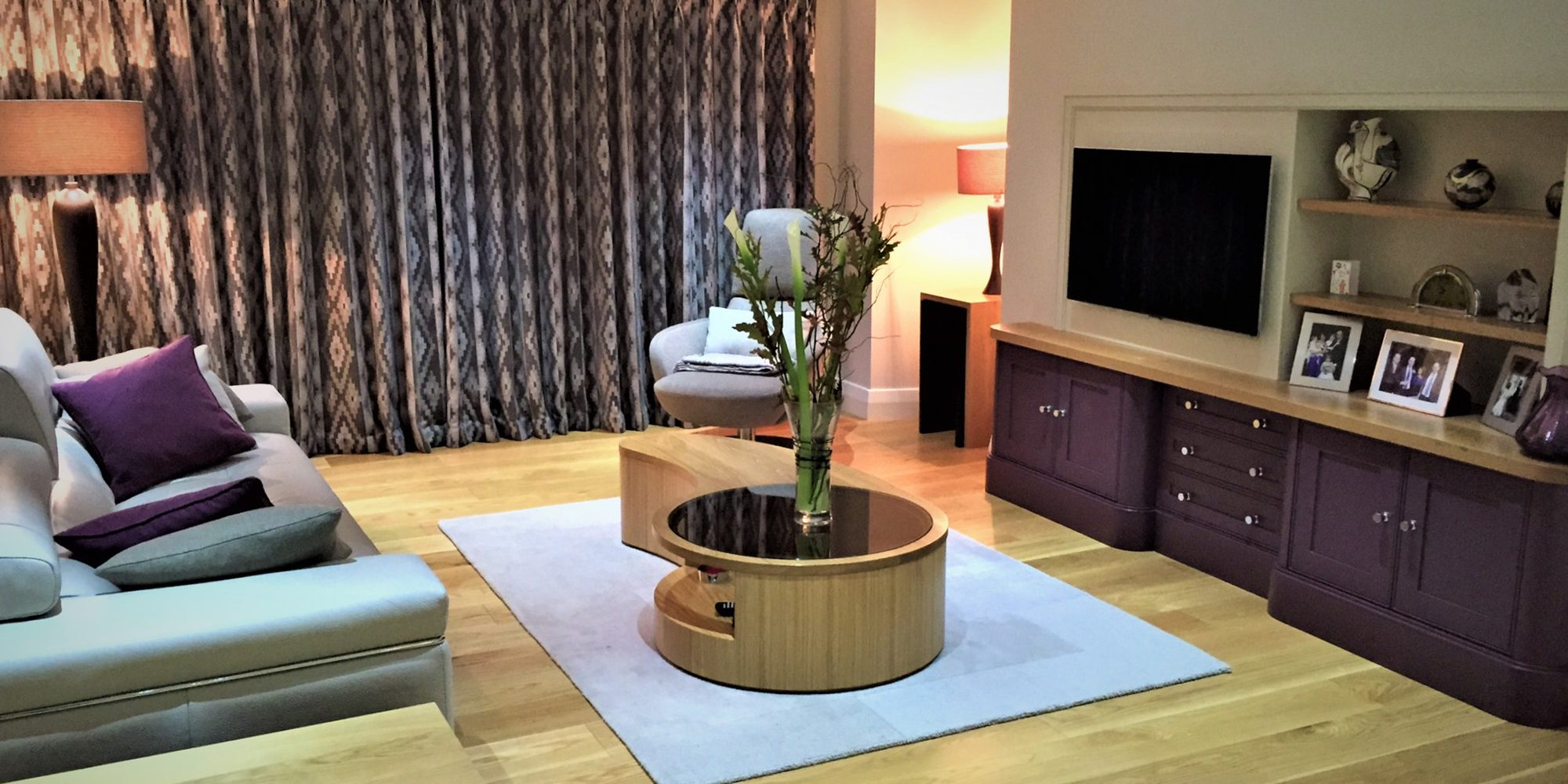 Bespoke Lounge | Bourne's Fine Furniture